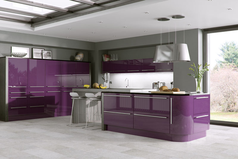 Plum Kitchen Appliances