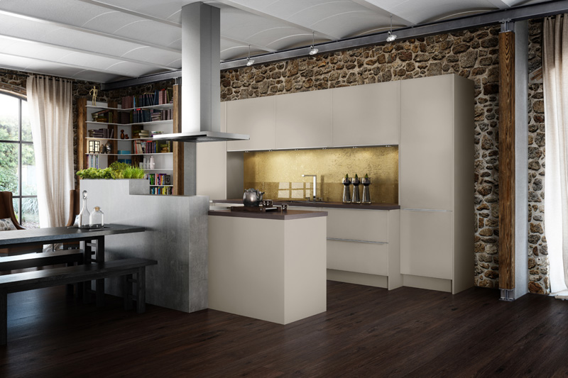 Elite kitchen design manchester contemporary stylish for Zen style kitchen designs