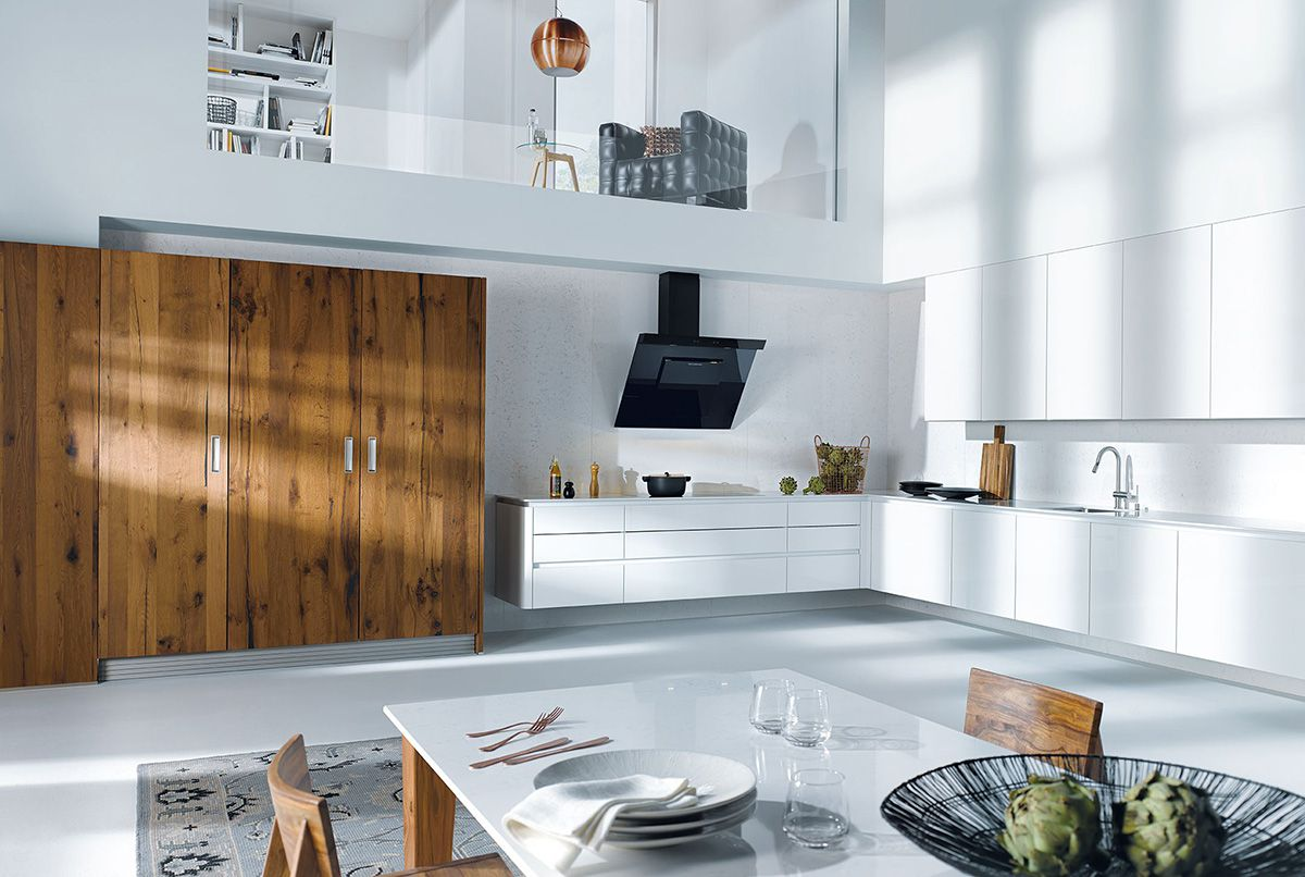 Schuller Kitchens Next 125 | German Kitchens Manchester, Cheshire.