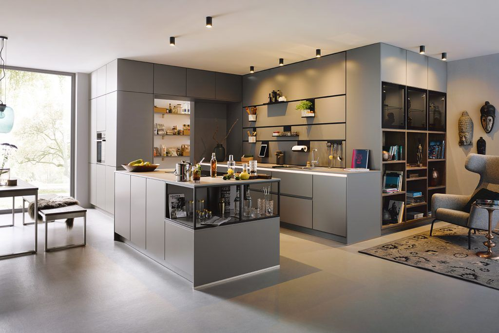 Kitchen Design Manchester. Quality Fitted Kitchens