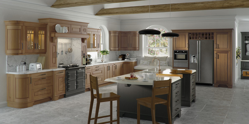 Swinton Manchester Elite Kitchen Design Traditional Stylish Kitchens In Swinton Greater