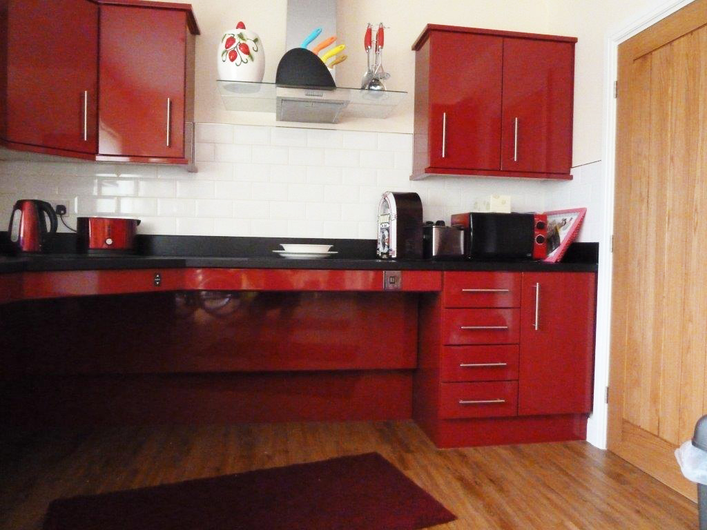 Adaptive Fitted Kitchen Is A Member Of Your Family Disabled Swinton Manchester