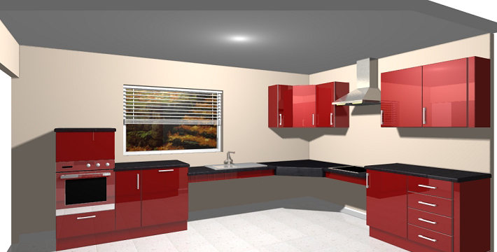 Adaptive fitted kitchen is a member of your family for Disabled kitchen designs