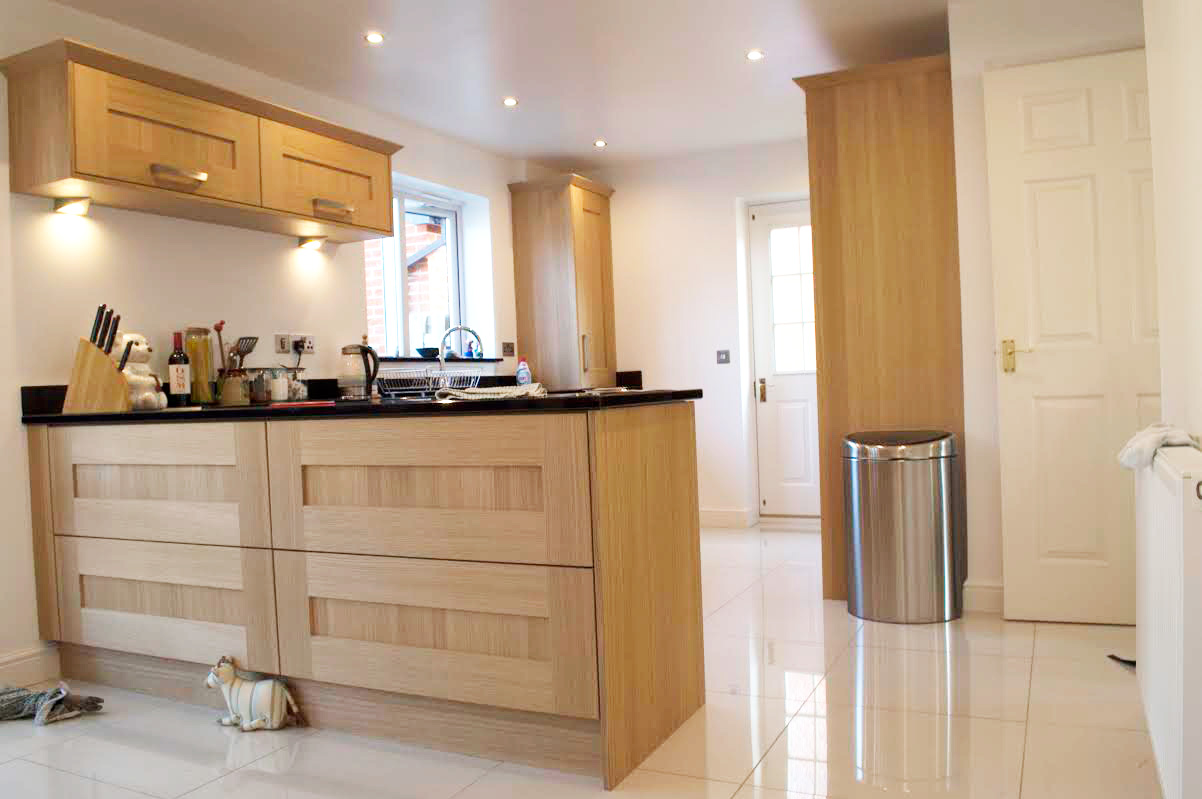 Designer Multi Function Kitchen Kitchen Design Swinton Manchester