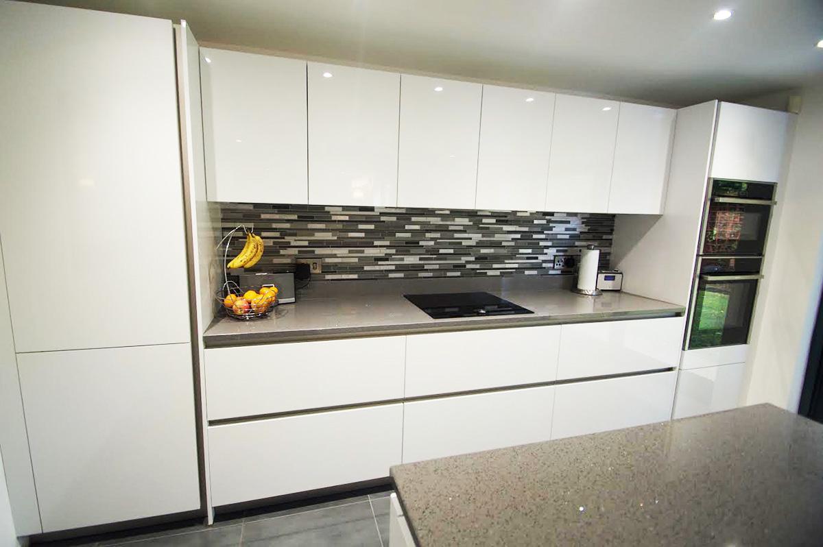 Designer custom fitted kitchen installation swinton for Elite design