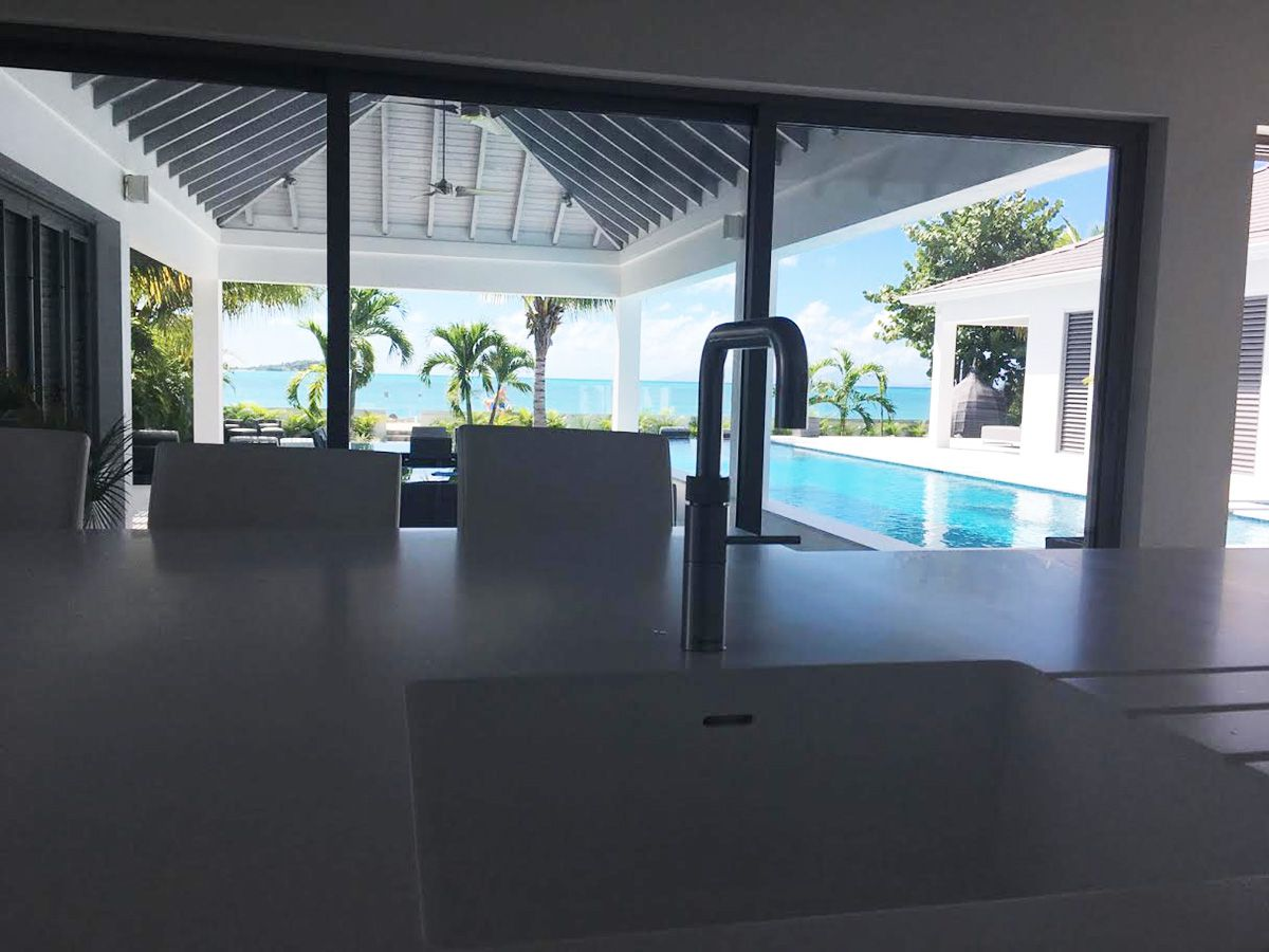 Elite Schuller German Kitchen Design in Antigua