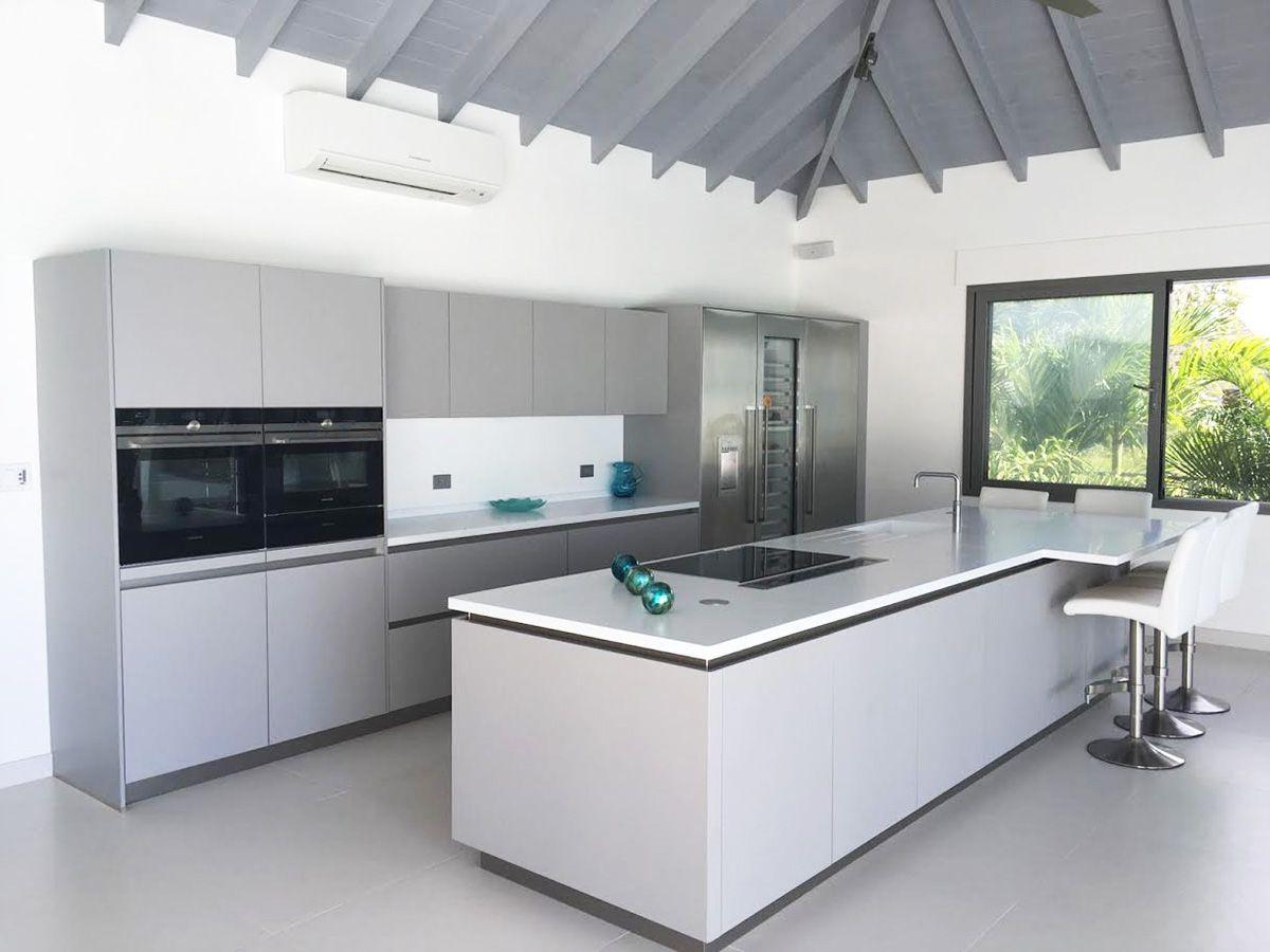 Elite Schuller German Kitchen Design in Antigua