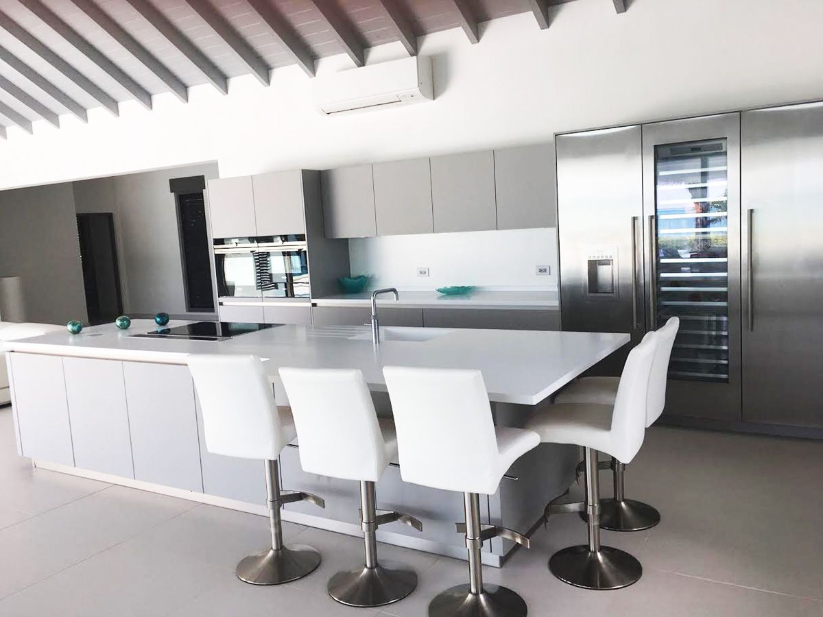 Kitchen design & Installation in Antigua