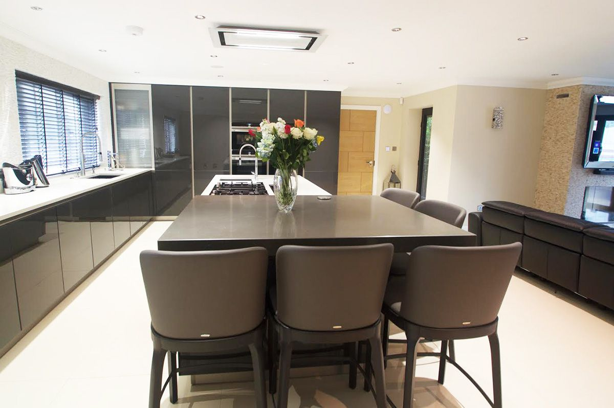 Elite Schuller German Kitchen Design In Oldham Manchester
